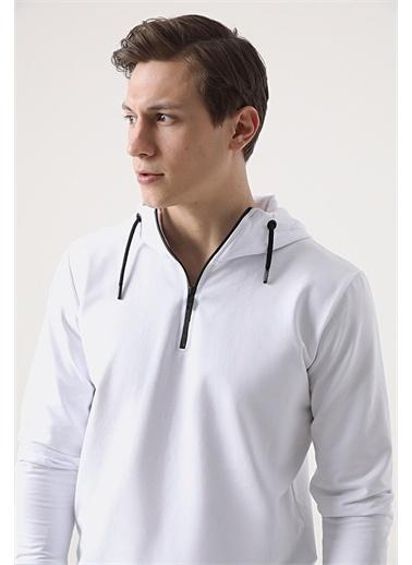 Tween Eşofman Takım Beyaz